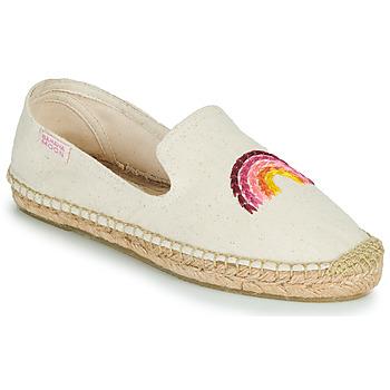 Topánky Ženy Espadrilky Banana Moon THAIS MAWERA Béžová