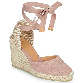 Topánky Ženy Sandále Castaner CARINA Ružová