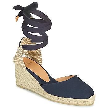 Topánky Ženy Sandále Castaner CARINA Modrá