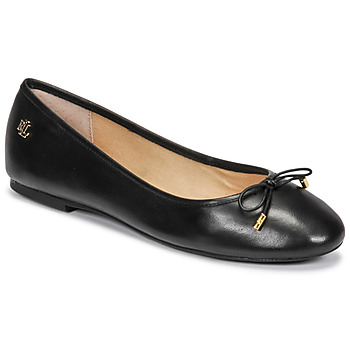 Topánky Ženy Balerínky a babies Lauren Ralph Lauren JAYNA Čierna