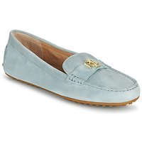 Topánky Ženy Mokasíny Lauren Ralph Lauren BARNSBURY FLATS CASUAL Modrá / Modrá
