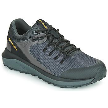Topánky Muži Turistická obuv Columbia TRAILSTORM WATERPROOF Čierna