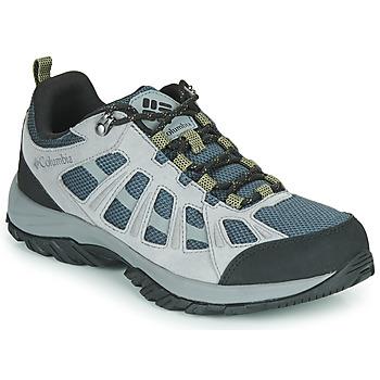 Topánky Muži Turistická obuv Columbia REDMOND III Šedá