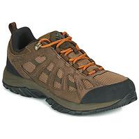 Topánky Muži Turistická obuv Columbia REDMOND III Hnedá