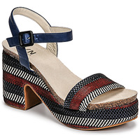 Topánky Ženy Sandále Elue par nous JOKARY Modrá