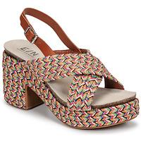 Topánky Ženy Sandále Elue par nous JOMARIN Béžová