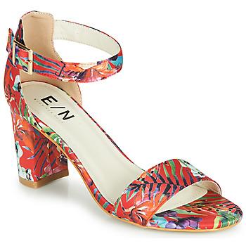 Topánky Ženy Sandále Elue par nous JOUAL Červená
