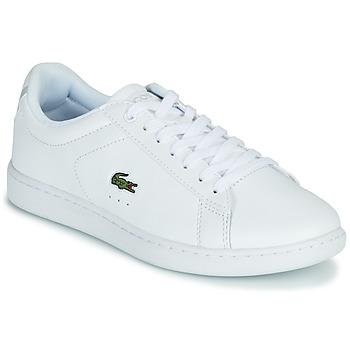 Topánky Ženy Nízke tenisky Lacoste CARNABY EVO BL 21 1 SFA Biela