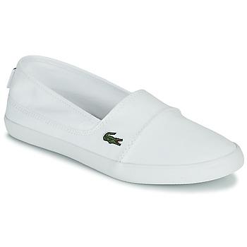 Topánky Ženy Slip-on Lacoste MARICE BL 2 SPW Biela
