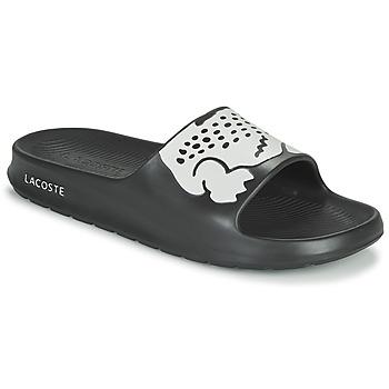 Topánky Muži športové šľapky Lacoste CROCO 2.0 0721 2 CMA Čierna / Biela