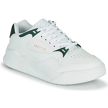 Topánky Ženy Nízke tenisky Lacoste COURT SLAM 0721 1 SFA Biela / Zelená