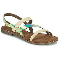 Topánky Ženy Sandále Metamorf'Ose JALADIN Biela