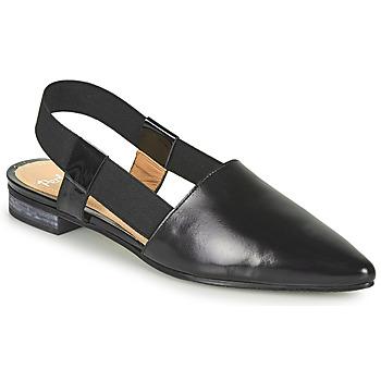 Topánky Ženy Sandále Perlato 11003-JAMAICA-VERNIS-NOIR Čierna
