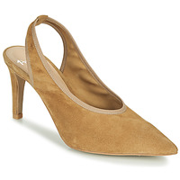 Topánky Ženy Sandále Perlato 11819-CAM-CAMEL Ťavia hnedá