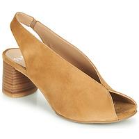 Topánky Ženy Sandále Perlato 11803-CAM-CAMEL Ťavia hnedá
