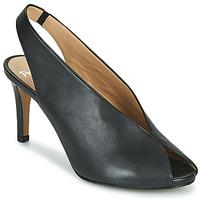 Topánky Ženy Sandále Perlato 11794-VENUS-NOIR Čierna