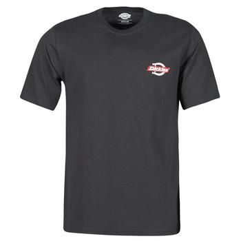 Oblečenie Muži Tričká s krátkym rukávom Dickies RUSTON Čierna
