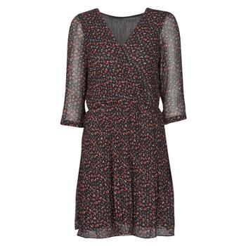 Oblečenie Ženy Krátke šaty Moony Mood NOULINE Čierna / Červená
