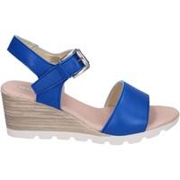 Topánky Ženy Sandále Rizzoli BK597 Modrá