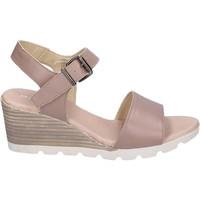 Topánky Ženy Sandále Rizzoli Sandále BK598 Béžová