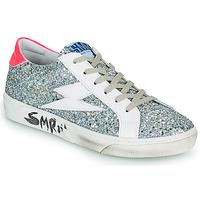 Topánky Ženy Nízke tenisky Semerdjian CATRI Strieborná / Ružová