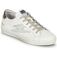 Topánky Ženy Nízke tenisky Semerdjian CATRI Biela / Zlatá