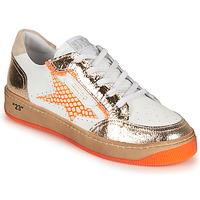 Topánky Ženy Nízke tenisky Semerdjian ARTO Biela / Oranžová