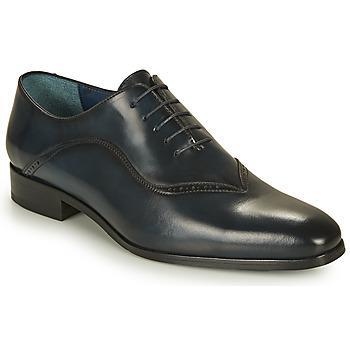 Topánky Muži Richelieu Brett & Sons MARINA Námornícka modrá