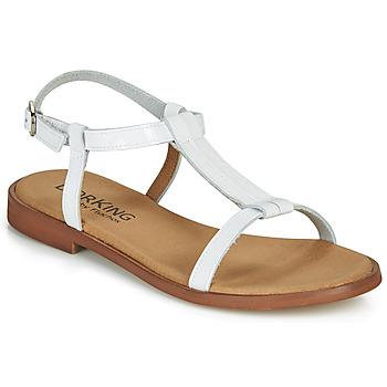 Topánky Ženy Sandále Dorking LEYLA Biela