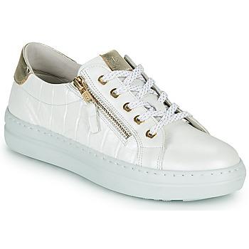 Topánky Ženy Nízke tenisky Dorking VIP Biela / Strieborná