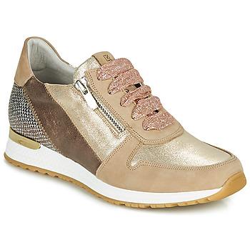 Topánky Ženy Nízke tenisky Dorking VIOLA Zlatá