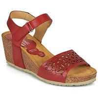 Topánky Ženy Sandále Dorking PALMA Červená