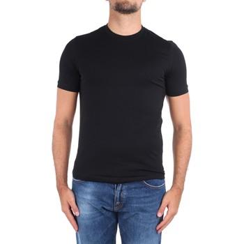 Oblečenie Muži Tričká s krátkym rukávom Cruciani CUJOSB G30 No Colour