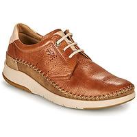 Topánky Muži Nízke tenisky Fluchos 0795-TORNADO-CUERO Hnedá