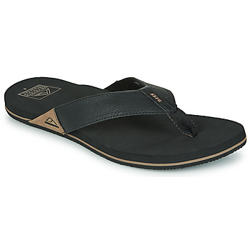 Topánky Muži Žabky Reef REEF NEWPORT Čierna