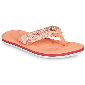 Topánky Dievčatá Žabky Reef KIDS POOL FLOAT Ružová