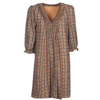 Oblečenie Ženy Krátke šaty Freeman T.Porter JUNA SAMBA Oranžová