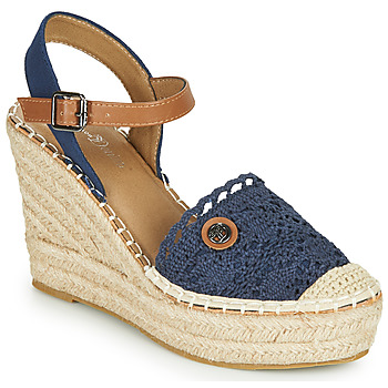 Topánky Ženy Sandále Tom Tailor DEB Námornícka modrá