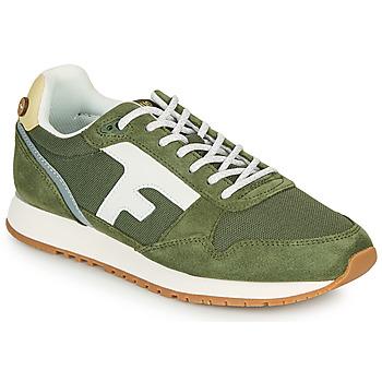 Topánky Nízke tenisky Faguo ELM Kaki / Biela / Žltá