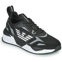 Topánky Muži Nízke tenisky Emporio Armani EA7 BLACES Čierna