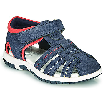 Topánky Chlapci Sandále Chicco FAUSTO Námornícka modrá