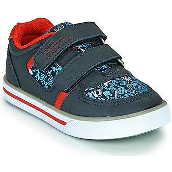 Topánky Chlapci Nízke tenisky Chicco FREDERIC Modrá / Červená
