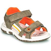 Topánky Chlapci Sandále Chicco FLAUTO Kaki