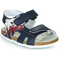 Topánky Chlapci Sandále Chicco FIUME Modrá