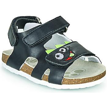 Topánky Chlapci Sandále Chicco HECCO Námornícka modrá