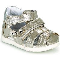 Topánky Dievčatá Sandále Chicco GORY Zlatá