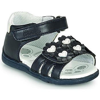 Topánky Dievčatá Sandále Chicco GIOSTRA Námornícka modrá