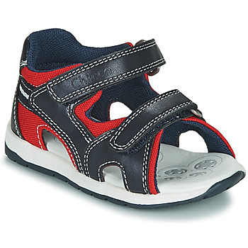 Topánky Chlapci Sandále Chicco GEREMIA Modrá