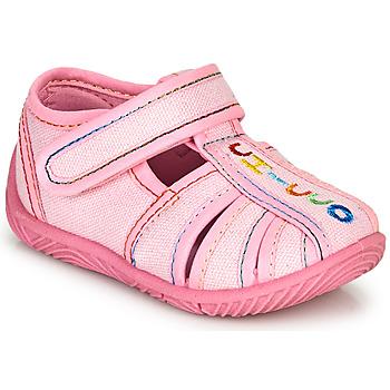 Topánky Dievčatá Papuče Chicco TULLIO Ružová