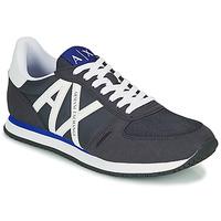 Topánky Muži Nízke tenisky Armani Exchange ESPACIA Modrá / Námornícka modrá